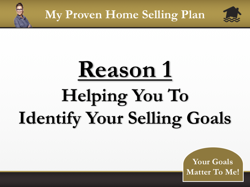 Identifying The Sellers Goals Slide