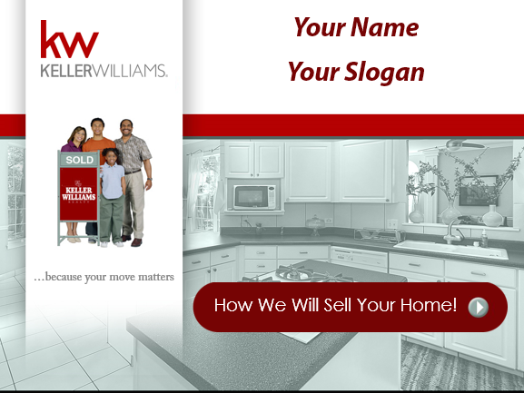 Keller Williams Company Design Listing Presentation example