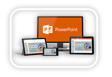listing presentation must be written using MS PowerPoint
