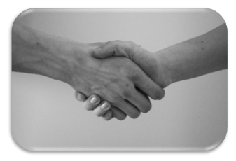 your handshake grip ought to be in the middle when on a listing presentation appointment
