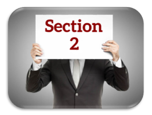 listing presentation section 2 purpose is to have the seller sign the listing agreement