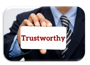 your listing presentation strategy must prove you are a trustworthy agent